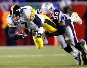 New England went into the bye coming off a very strong win over Pittsburgh. (Photo: Steelersgrab.com)