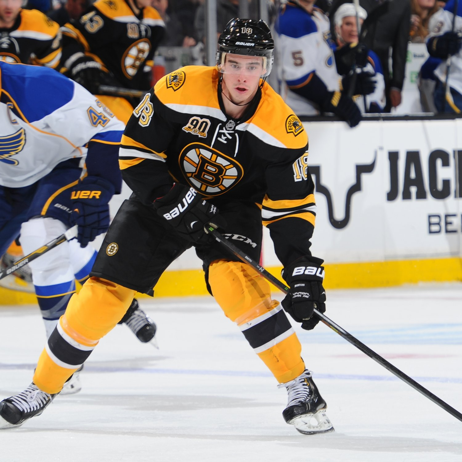 Bruins Lines And Roster Predictions