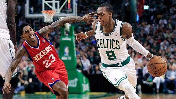 Preseason Game 1: 76ers @ Celtics