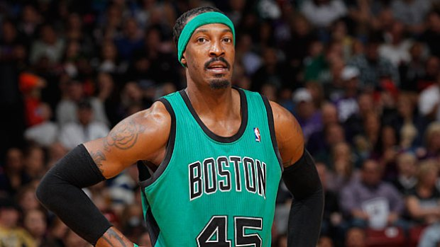 Gerald Wallace the leader; Brad Stevens the follower